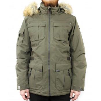 Фото Куртка утепленная Exo Sport Ben Parka (0850620), Цвет - серый, Городские