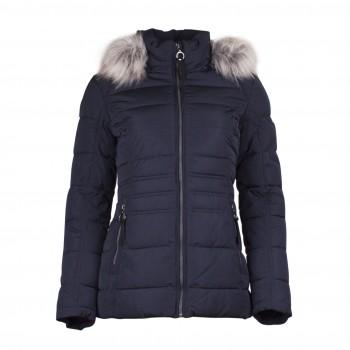 Фото Куртка утепленная Nela Jacke (0852714), Цвет - темно-синий, Городские