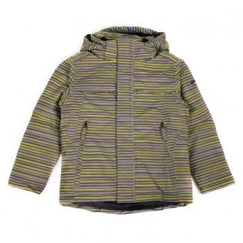 Фото Куртка горнолыжная NENE KIDS BOYS JACKET SMU (085321), Цвет - серый, Горнолыжные и сноубордные