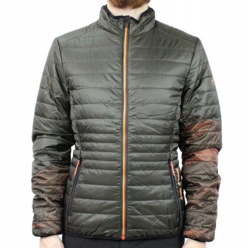 З чим носити стьобані куртки  2efba53203a05
