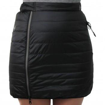Фото Юбка Activa Microloft Wende-Rock (086061), Цвет - черный, Платья, туники и юбки