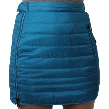 Фото Юбка Activa Microloft Wende-Rock (0860647), Цвет - синий, Платья, туники и юбки
