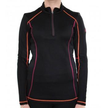 Фото Фуфайка TH STR Activa Langarm Shirt (086311), Цвет - черный, Фуфайки