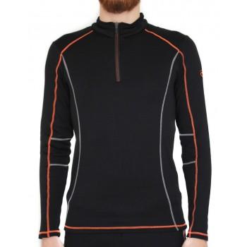 Фото Фуфайка TH STR Activo Langarm Shirt (086331), Цвет - черный, Фуфайки