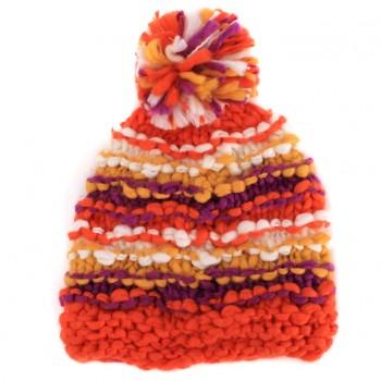 Фото Шапка Cori Strickm?tze (0865835), Цвет - оранжевый, Шапки и повязки