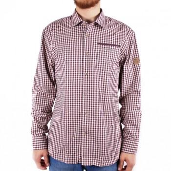 Фото Рубашка с длинным рукавом Hans Flanellkaro-Langarmhemd (0869673), Рубашки
