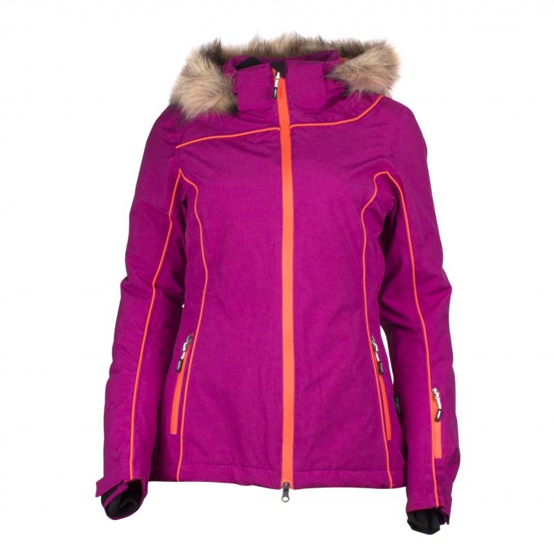 Купить Горнолыжные и сноубордные, Куртка горнолыжная nlf ls schijacke (0871075), Northland, Розовый, Осень-Зима 2017-2018