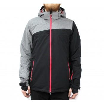 Фото Куртка горнолыжная NLF MS Schijacke (087201), Цвет - черный, Горнолыжные и сноубордные