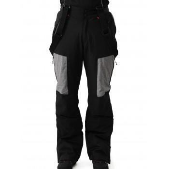 Фото Брюки горнолыжные NLF MS Schihose (087211), Цвет - черный, Горнолыжные и сноубордные