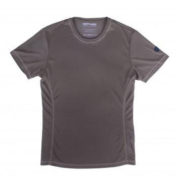Фото Футболка Cafe Base Levano T-Shirt (0879120), Цвет - серый, Футболки