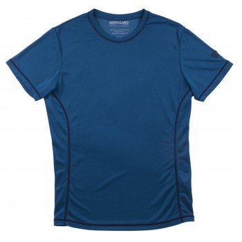 Фото Футболка Cafe Base Levano T-Shirt (0879133), Цвет - синий, Футболки