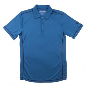 Фото Поло Cafe Base Levano Polo Shirt (0879233), Цвет - синий, Поло
