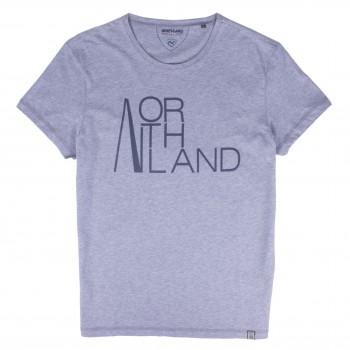 Фото Футболка Dan T-Shirt (0880037), Цвет - серый, Футболки