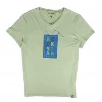Фото Футболка Danielo T-Shirt (0880132), Цвет - светло-зеленый, Футболки