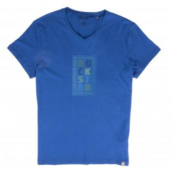 Фото Футболка Danielo T-Shirt (0880152), Цвет - синий, Футболки