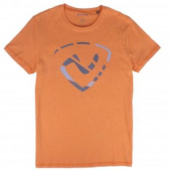 Фото Футболка Steffen T-Shirt (0883735), Цвет - оранжевый, Футболки