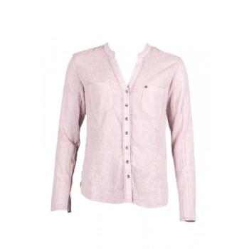 Фото Рубашка с длинным рукавом Lilo Langarmbluse (0885418), Цвет - розовый, Длинный рукав