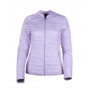 Фото Куртка стеганная Steffi Microloft Jacke (0888641), Цвет - фиолетовый, Куртки