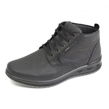 Фото Ботинки 43015 AV2G (0430151 (C1)), Цвет - черный, Городские ботинки