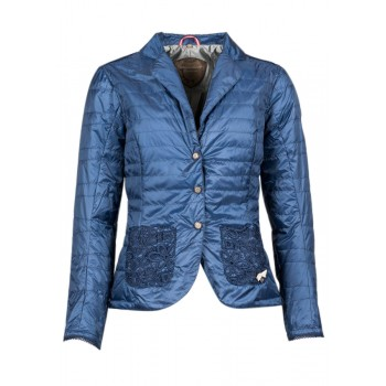Фото Жакет Lusan Steppjacke (0897833), Цвет - синий, Куртки