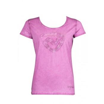 Фото Футболка Lusan T-Shirt (090047), Цвет - фиолетовый, Футболки