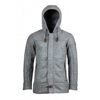 Фото Полупальто Ignaz Wollfleece-Parka (0914758), Цвет - серый, Городские куртки