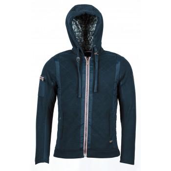 Фото Куртка стеганная Ivor Woll-Steppjacke (0914914), Цвет - темно-синий, Стеганные куртки