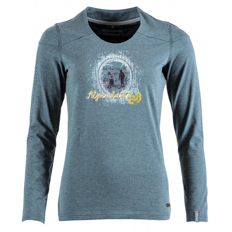 Northland / Футболка с длинным рукавом izabela langarm t-shirt (0915712)
