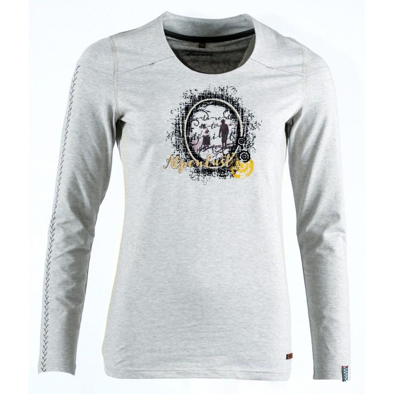 Northland / Футболка с длинным рукавом izabela langarm t-shirt (0915734)