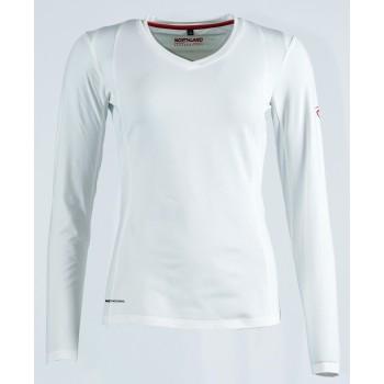 Фото Футболка с длинным рукавом Active Str Lite Livria LAShirt (0922516), Цвет - белый, Футболки с длинным рукавом