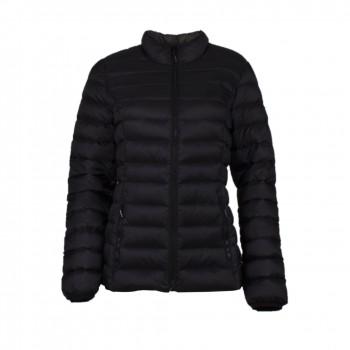 Фото Куртка стеганная Loryana Daunen Jacke (0924510), Цвет - черный, Стеганные куртки