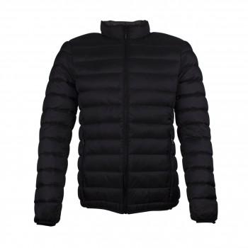 Фото Куртка стеганная Loriono Daunen Jacke (0924710), Цвет - черный, Стеганные куртки