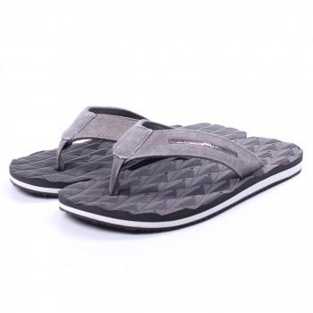 Фото Сланцы Jeans M?s Sandal (092690), Цвет - серый, Сланцы и тапки