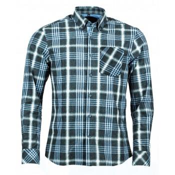 Рубашка с длинным рукавом Igor Flanellkaro-Langarmhemd