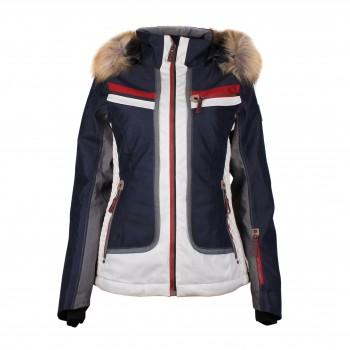 Фото Куртка горнолыжная Hannah Schijacke (0966314), Цвет - темно-синий, Горнолыжные и сноубордные