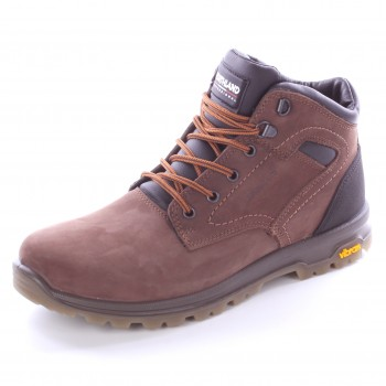 Фото Ботинки 12949NV3G (12949NV3G), Цвет - коричневый, Городские ботинки