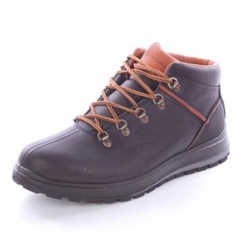 Фото Ботинки 43703OV23G (43703OV23G), Цвет - черный, Городские ботинки