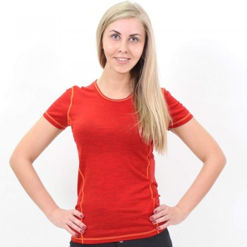 Фото Футболка MERINO150 Janna T-shirt (077112), Футболки