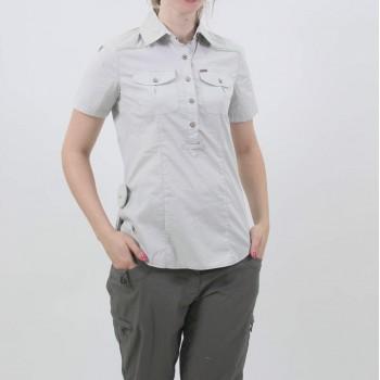 Фото Рубашка Northland Bessy Kurzarmbluse (066193), Короткий рукав
