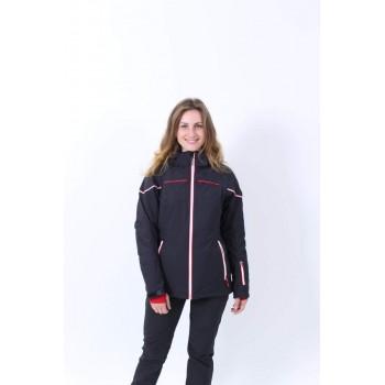 Фото Куртка г/л Premium Ladies Ski Jacket SMU (083351), Цвет - черный, Горнолыжные