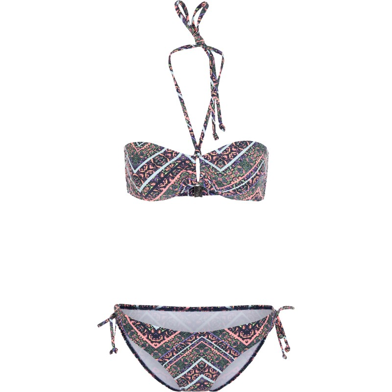 Купить Бикини, Купальник pw pulca cruz print bikini (9A8602-5942), Oneill, Принт, Весна-Лето 2019