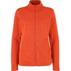 Флис оранжевый 111732-3E