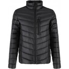 Куртка стеганная черная 111796-99