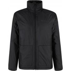 Куртка утепленная черная 111806-99