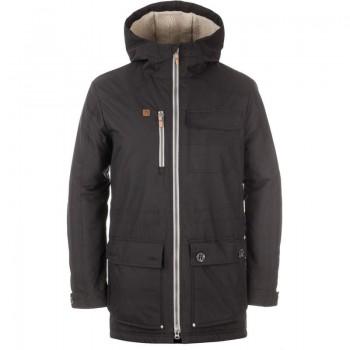 Фото Куртка утепленная Men's Jacket (LMT103-99), Цвет - черный, Городские