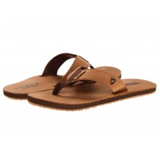 Сланцы REEF LEATHER SMOOTHY BRONZE BROWN