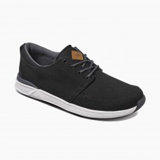 Кеды REEF ROVER LOW BLACK/WHITE