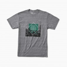 Футболка REEF CURRENT TEE HEATHER/GREY