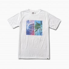 Футболка REEF PLACES TEE WHITE