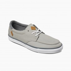 Кеды REEF DECKHAND 3 GREY/WHITE